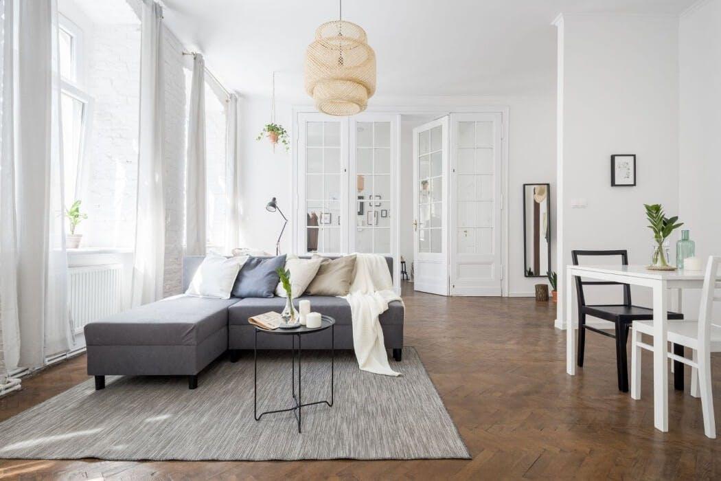 Rénovation d'un appartement de 60 m² à Paris 14e