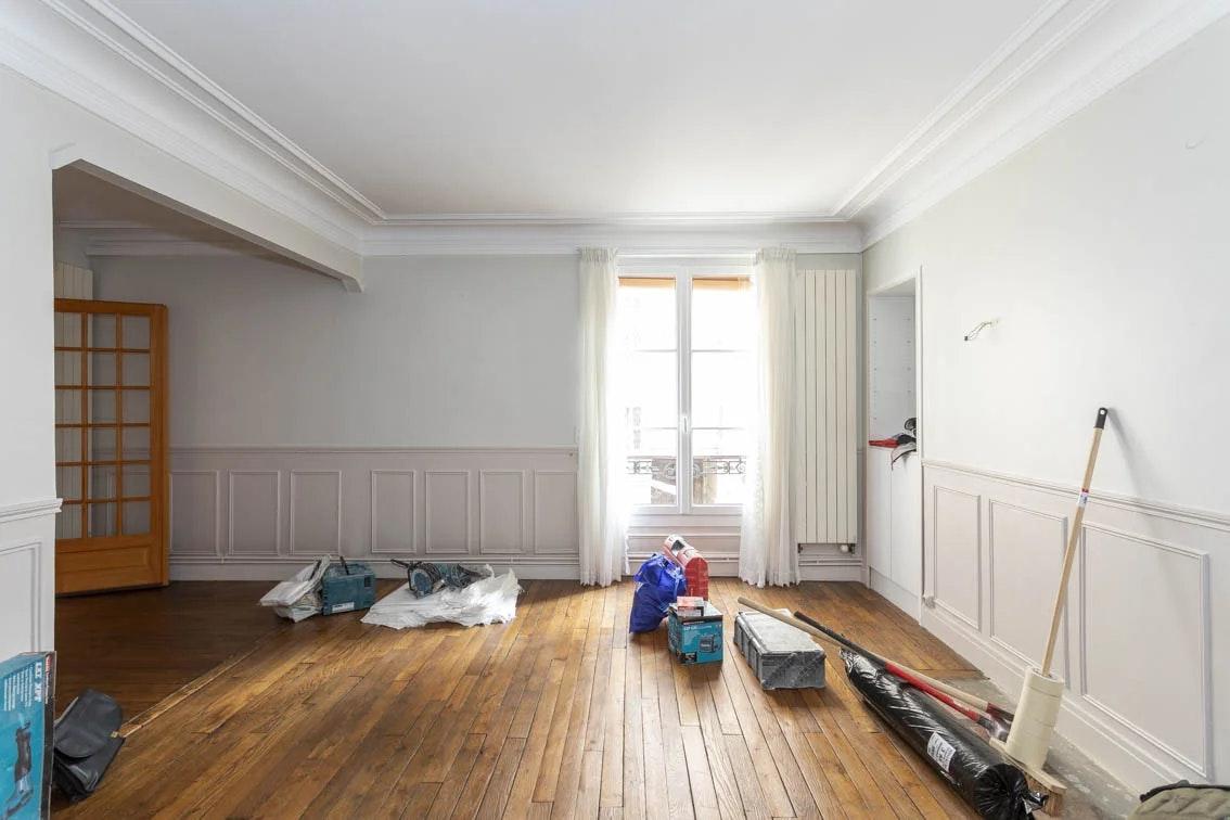 Appartement avant rénovation