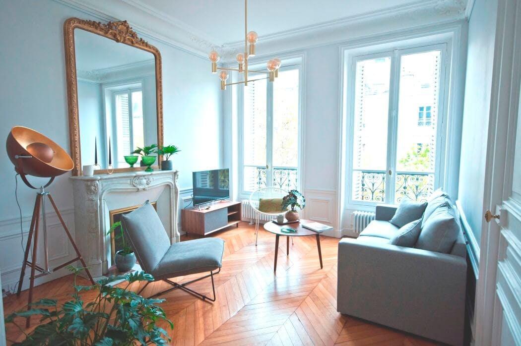 Prix d'une rénovation d'appartement à Paris 11e arrondissement