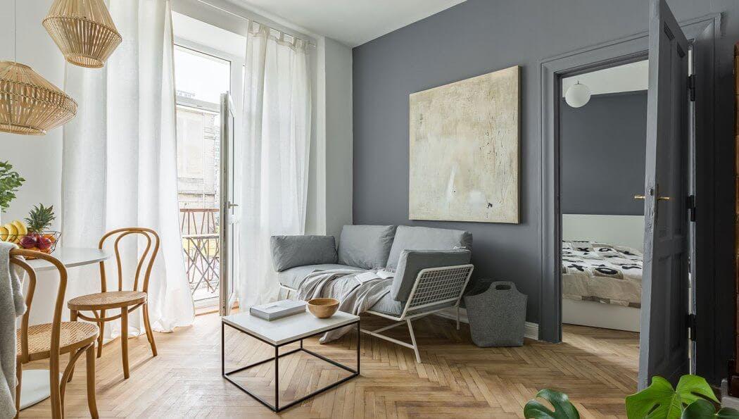 Accompagnement d'un architecte d'intérieur à Paris
