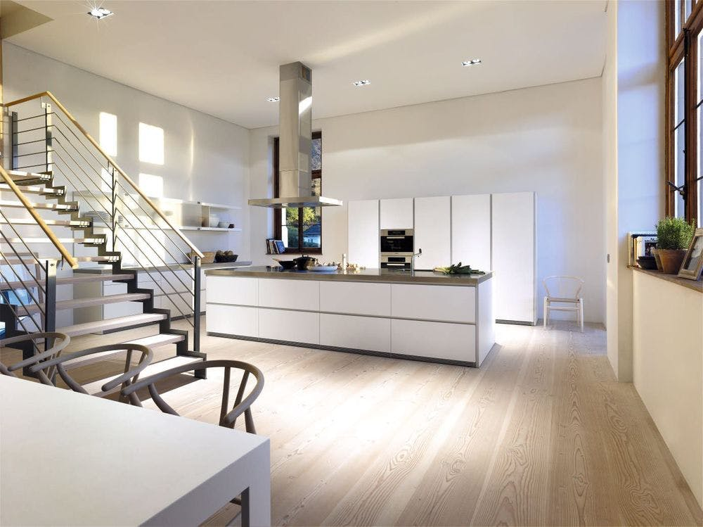 cuisine ouverte moderne Bulthaup