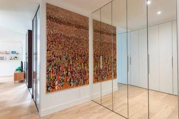 Rénovation d'esprit scandinave d'un appartement de 54m²