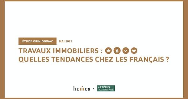 Etude Opinionway : hemea / Artémis courtage