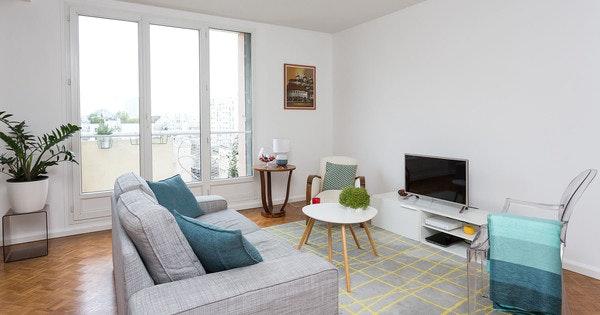 Rénovation Appartement de 66 m² - Paris 15
