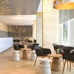 Amenagement de locaux professionnels par un architecte intérieur à Bordeaux