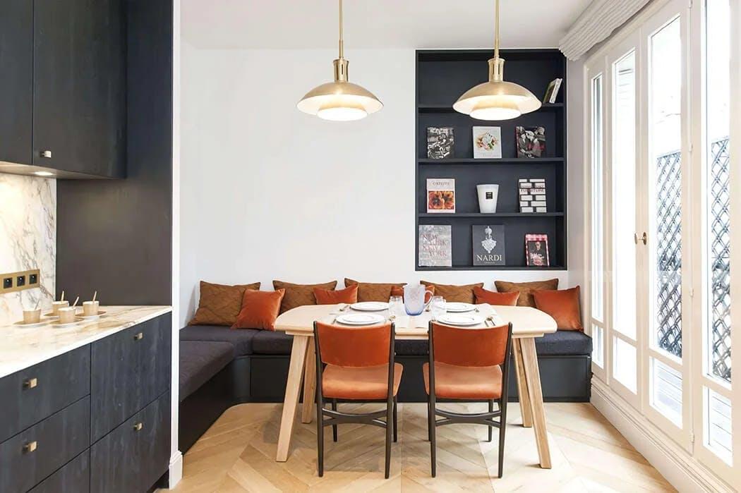Rénovation prestige cuisine et salle à manger