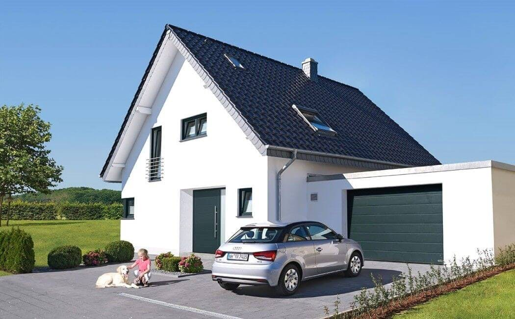 Construire un garage: les règles d'urbanisme
