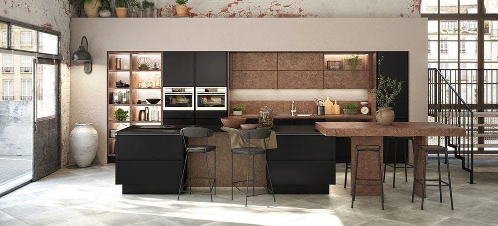 cuisine ixina style contemporain et design