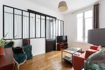 Rénovation d'un appartement de 38m² à Paris 18