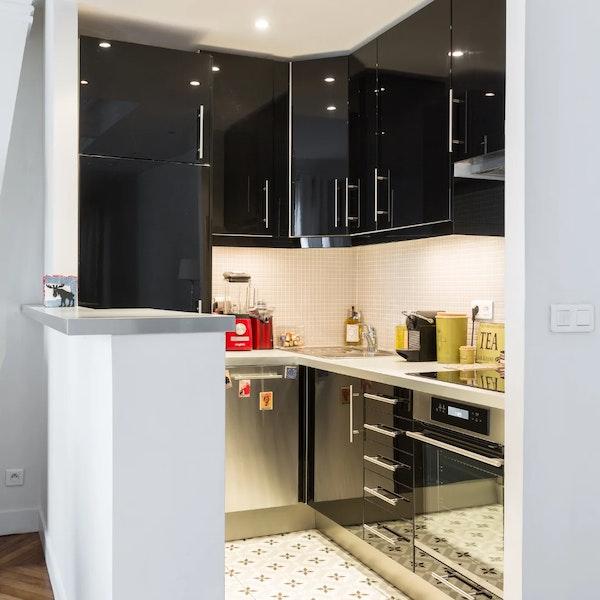 rénovation cuisine 7 m²