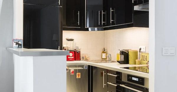 Rénovation d'une cuisine de 7 m²