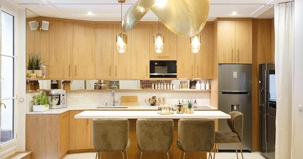 Rénovation appartement 115 m² à Paris 8