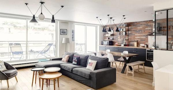 Rénovation Appartement de 138 m² - Paris 16