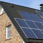 Electricité dans maison écologique