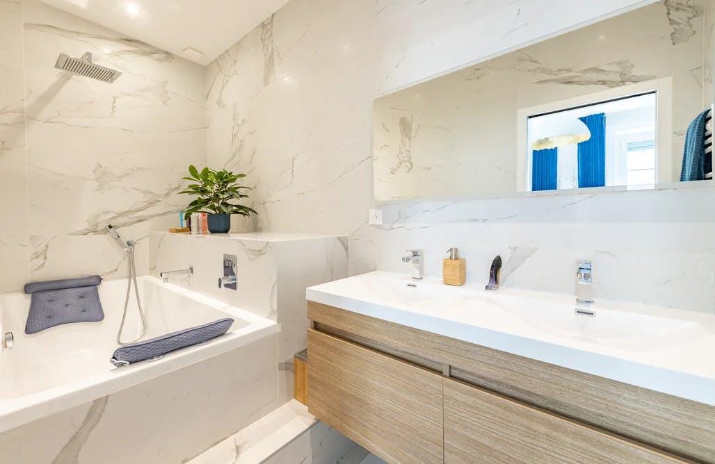 Rénovation Salle de bains d'un appart de  120 m² à Lyon