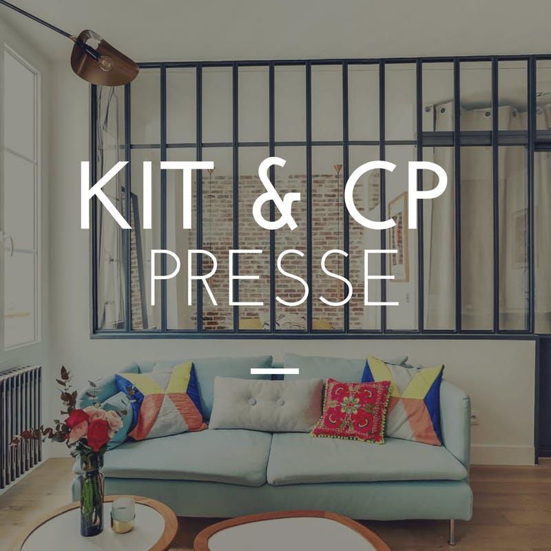 Kit CP Media Presse heùea