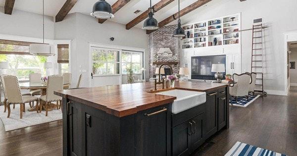 Rénovation maison 135 m² avec reconstruction extension 50 m²