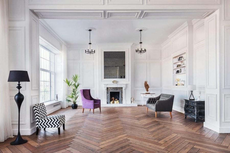 Rénovation Appartement ou Maison à Versailles Grand Salon