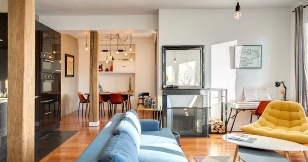 Rénovation Appartement de 120 m² - Paris 10
