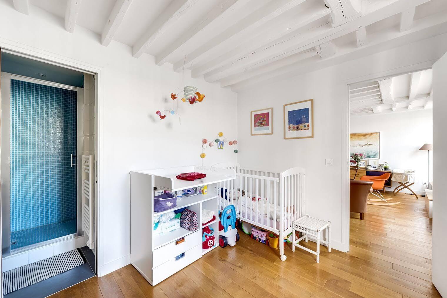 Rénovation complète d'un appartement ancien
