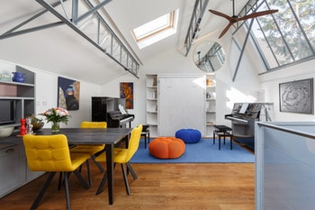Rénovation d'un appartement de 135 m² à Vanves
