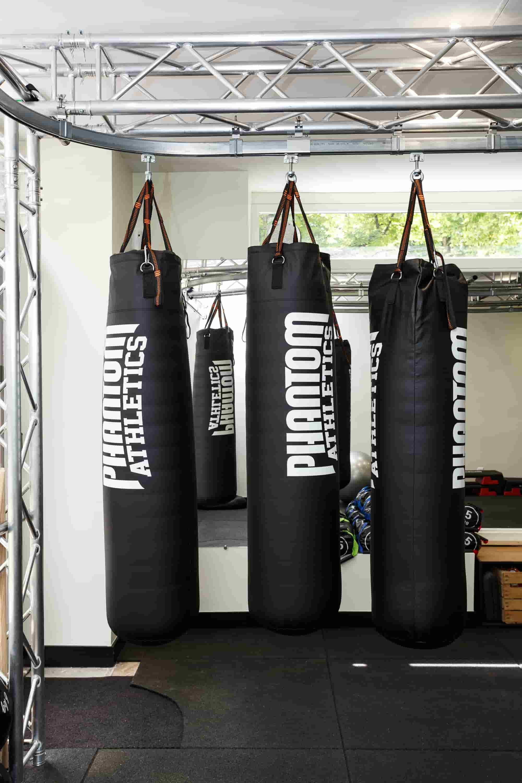 Sacs de boxe Salle de sport