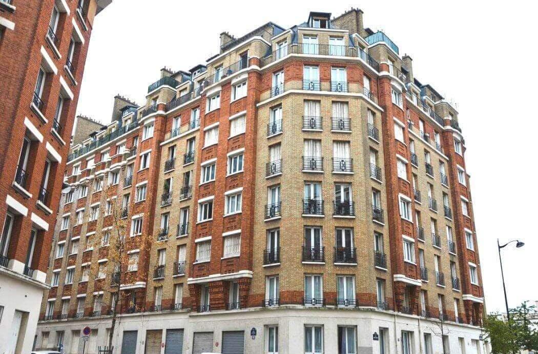 Architecture des logements sociaux entre deux guerres, Paris