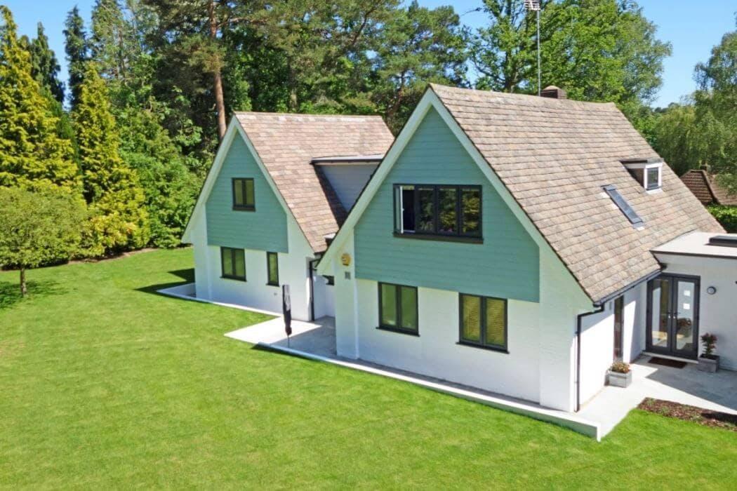 Style de constructeur de maisons