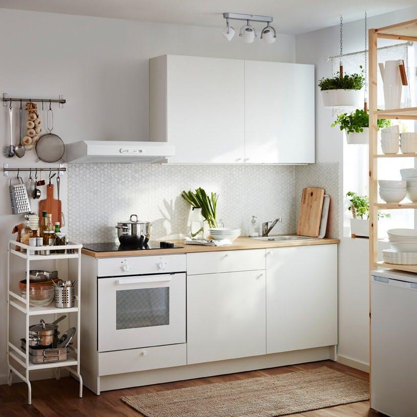 cuisine ikea design scandinave