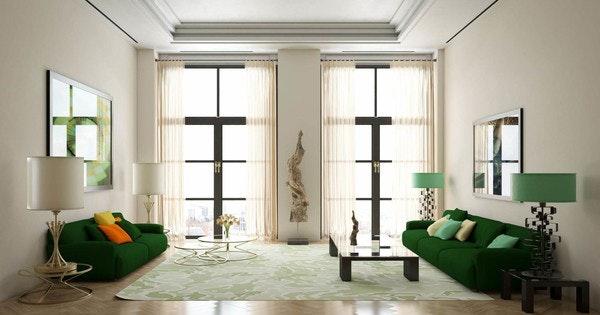Rénovation d'un appartement de 89 m²
