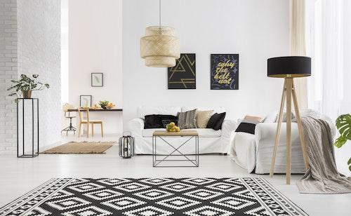 Travaux de rénovation et aménagement d'intérieur d'un appartement