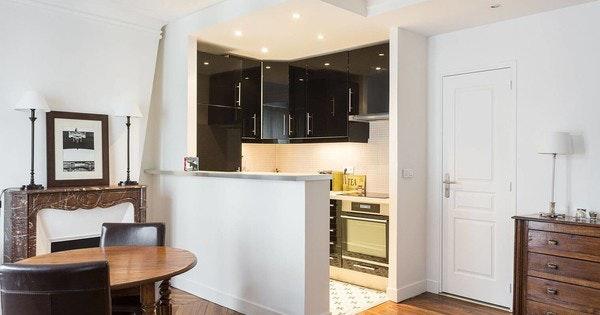 Rénovation Haussmannien de 53 m² - Paris 17