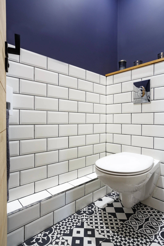 toilettes rénovées