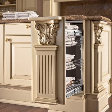 porte cuisine bois rustique