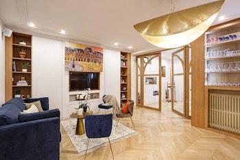 Rénovation appartement de 115m² d'un artiste