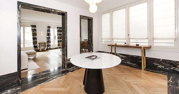 Rénovation Appartement de 220 m² - Paris 8