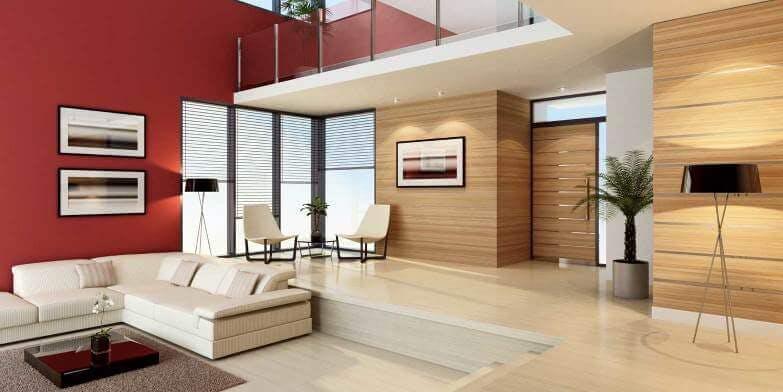 Cout des peintures pour une maison de 150m²
