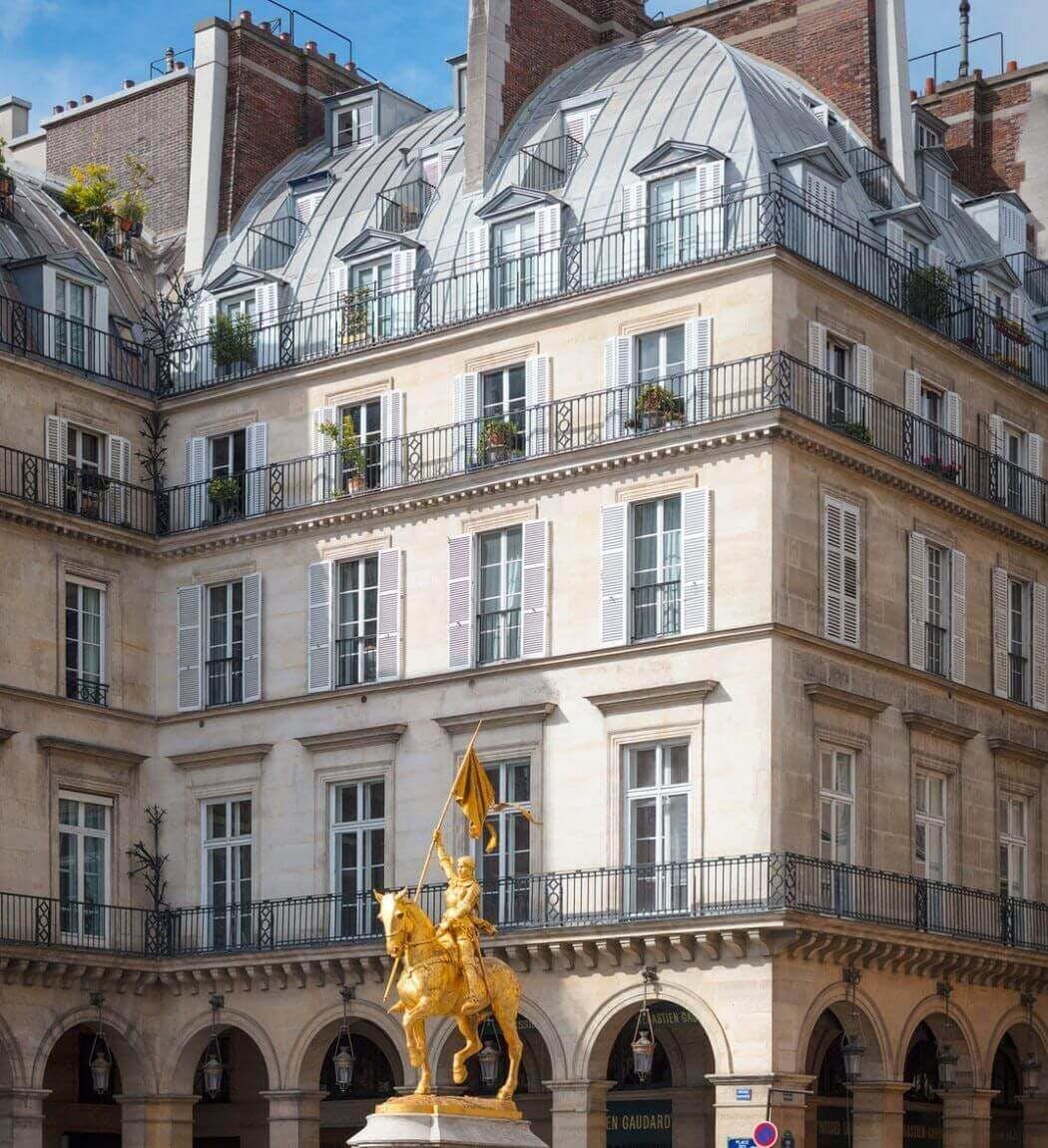 Architecte des Batiments de France - Façade immeuble haussmannien