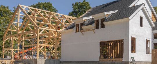 Devis construction - extension maison 37 m²