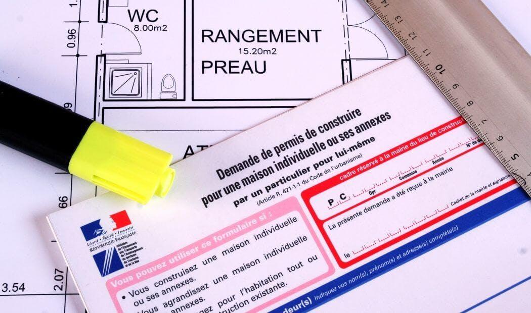 Dossier de demande de permis de construire