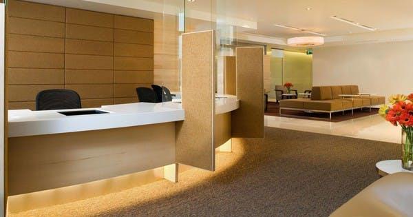 Aménagement d'un cabinet médical de 200 m²