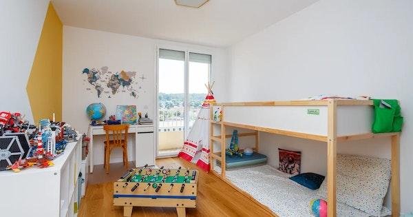 Décoration de chambre d'enfant