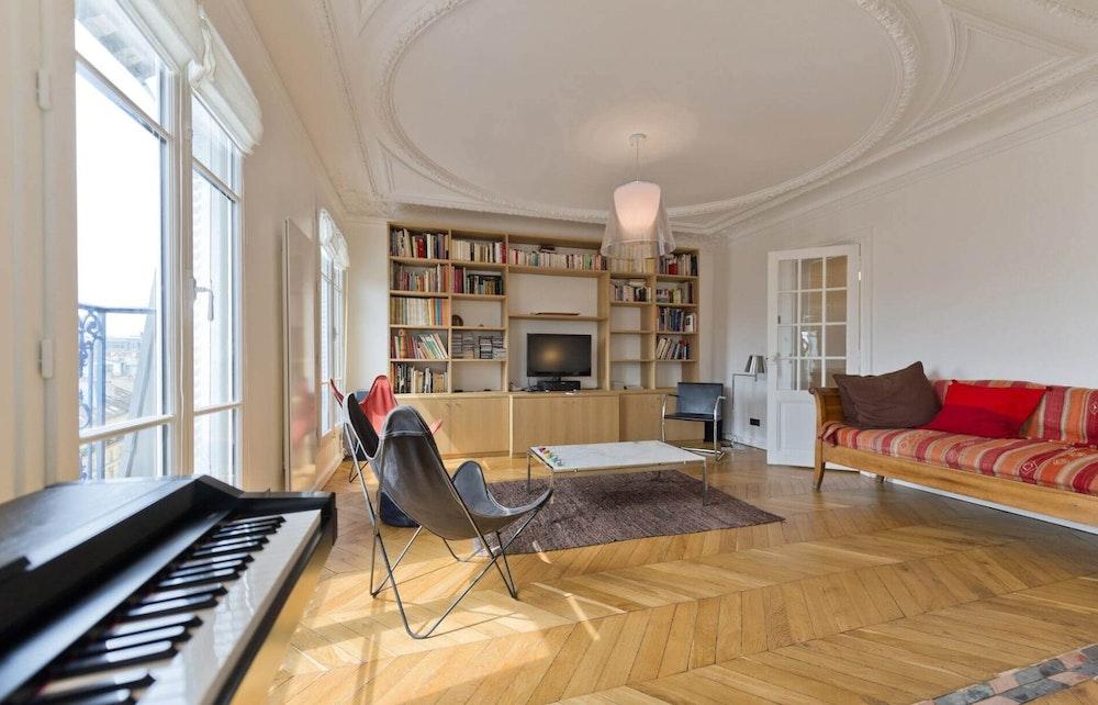 Prix rénovation haut de gamme d'un appartement de 135 m²