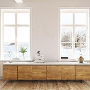Type de fenêtre pour une construction de maison