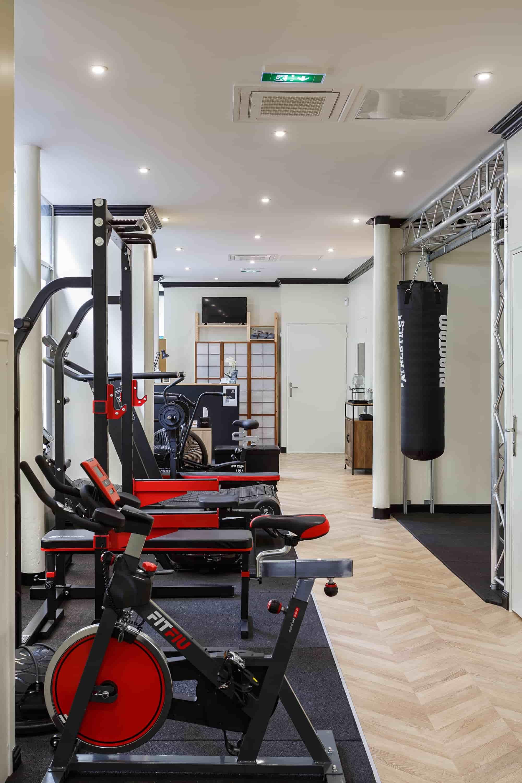 Machines Salle de sport