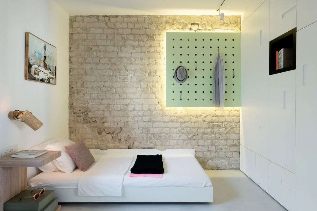 Aménagement chambre en sous-sol