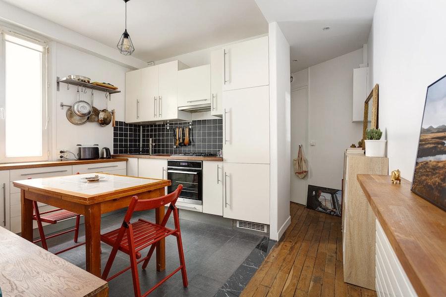 rénovation d'une cuisine 10 m²