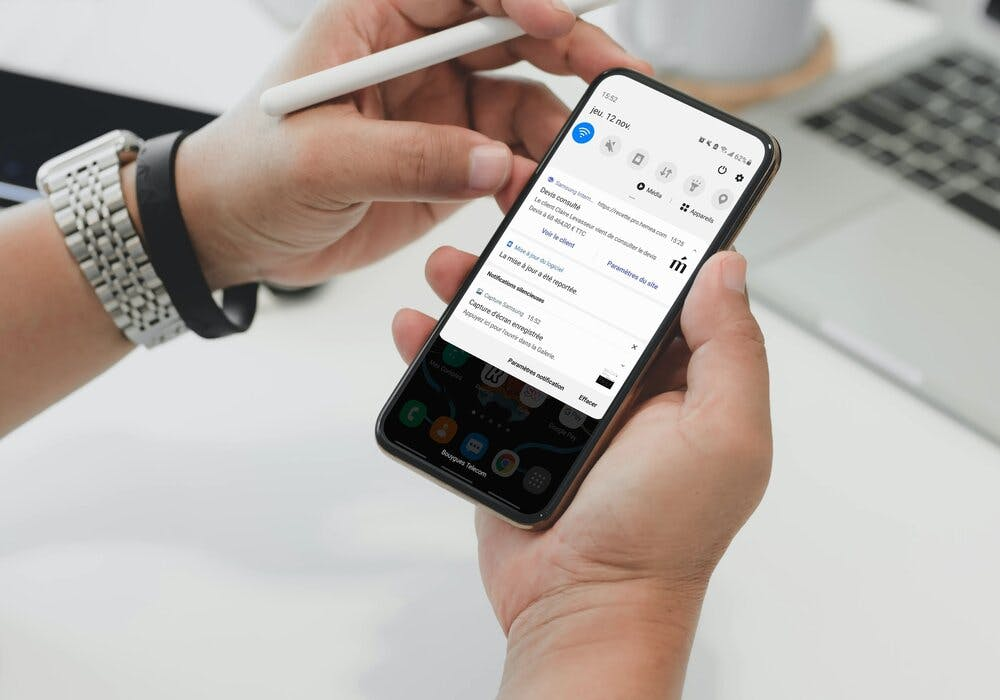 notification push club pro