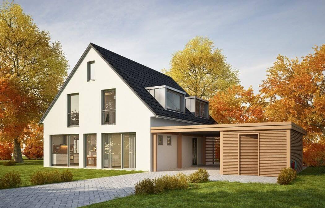 Coût de construction d'une maison