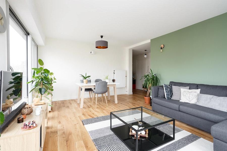 appartement de 60 m² à Paris 12